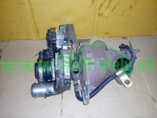 Turbo Ford Focus II 1,8TDCi