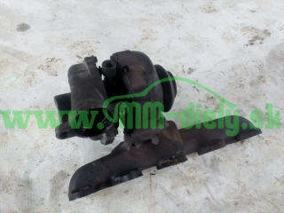 Turbo Ford Focus C-Max 1,6TDCi