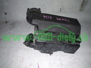 Airbox Peugeot 407 1,6HDi
