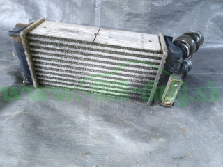 Intercooler Citroen C4 1,6HDi