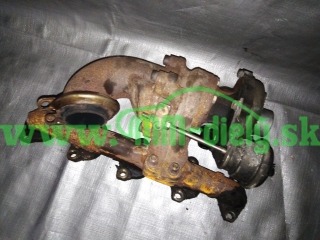 Turbo Citroen C3 1,4HDi
