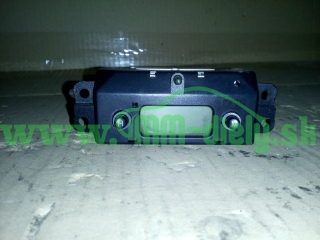 LCD displej Ford Focus I