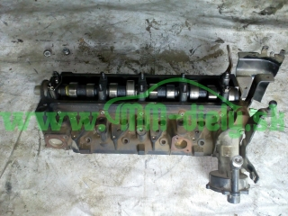 Motor Ford Mondeo MK4 1,8TDCi